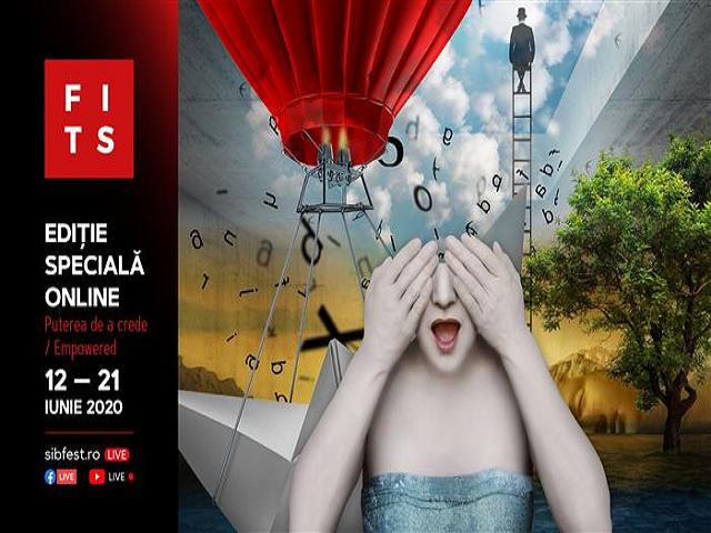 Специално онлайн издание на Театралния фестивал в гр. Сибиу