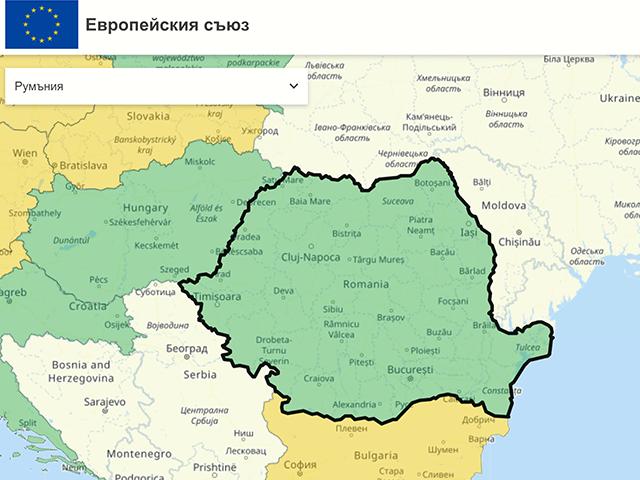 Сайтът, който ти показва какви ограничения за пътуване има в Европа, включително и в Румъния