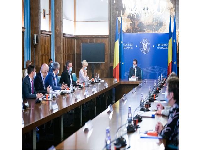Румъния удължава с още месец състоянието на тревога, работното време на терасите на заведенията вече ще е до 24:00 часа