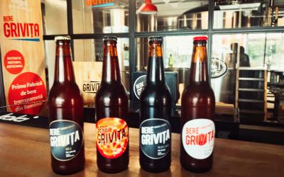Фабрика Гривица – крафт бира и прозрачна микропивоварна в Букурещ