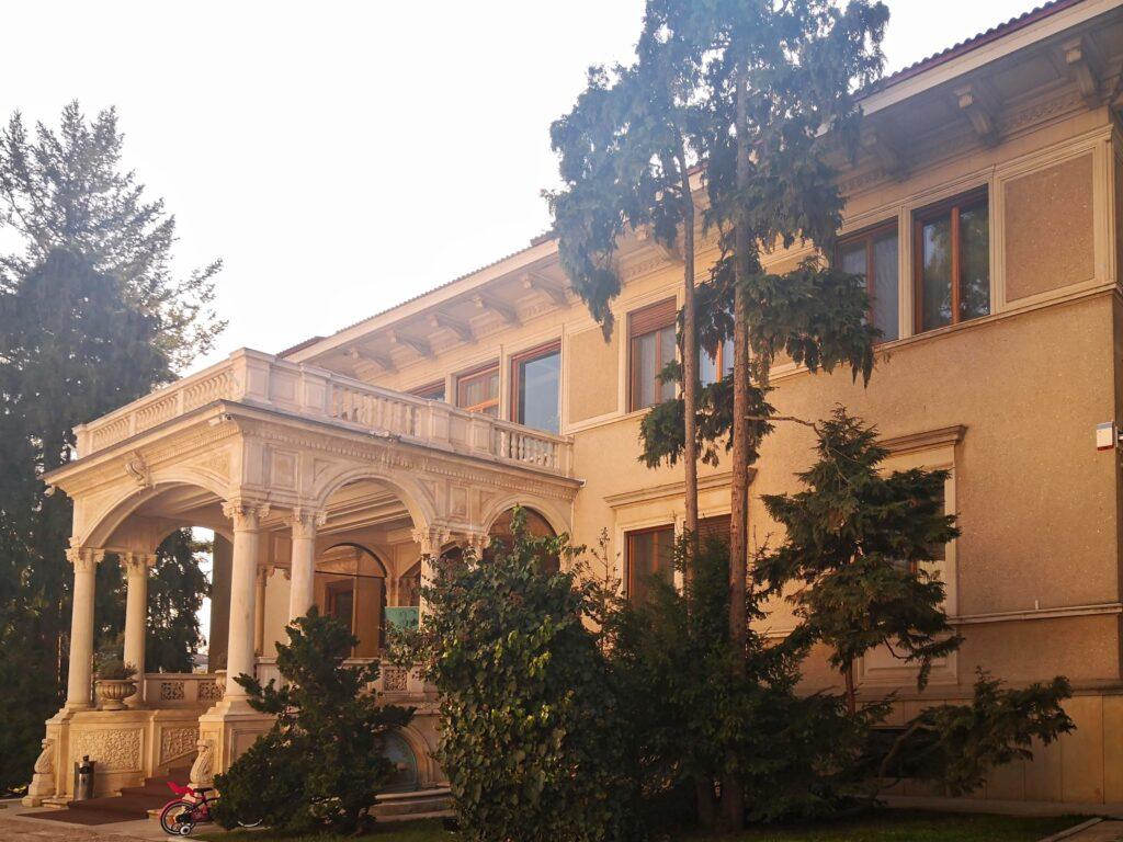 къщата на Чаушеску