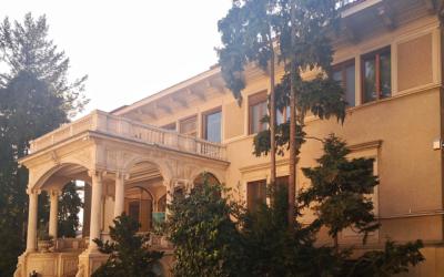 Забележителности в Букурещ: Къщата на Чаушеску