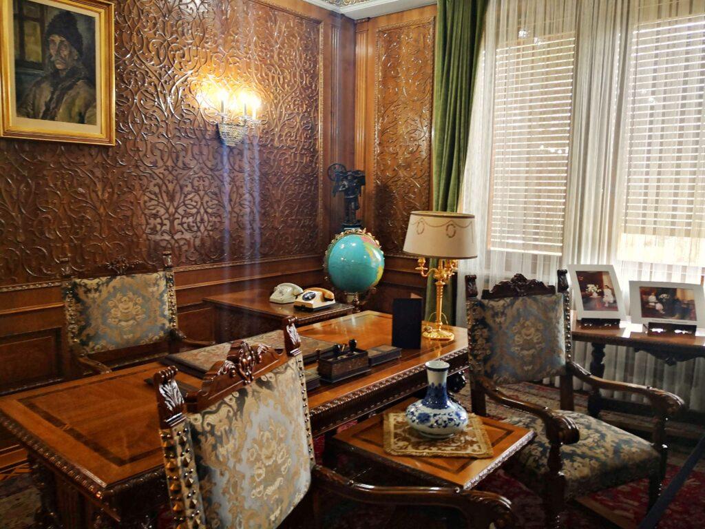 Кабинета на Николае Чаушеску