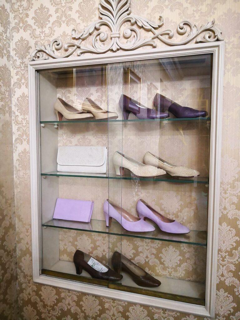 Обувки на Елена Чаушеску
