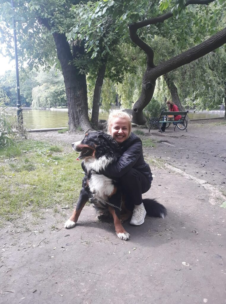 В парка Cișmigiu