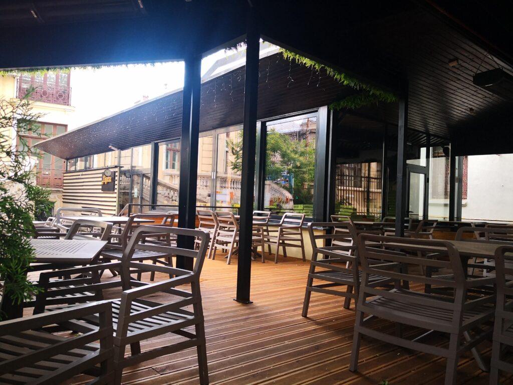 ресторанти в Букуещ