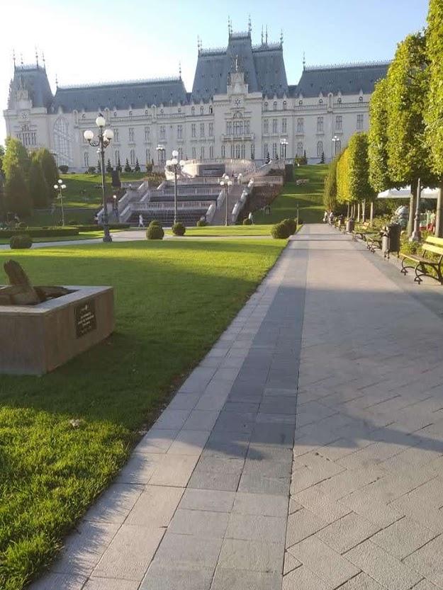 Palace of Culture Iasi Romania