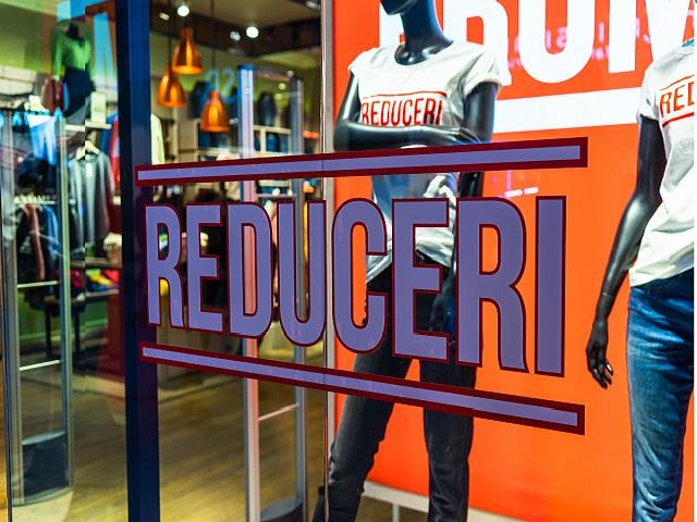 промоции магазини в Румъния