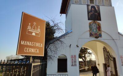 Забележителности в Букурещ: Манастирът Черника