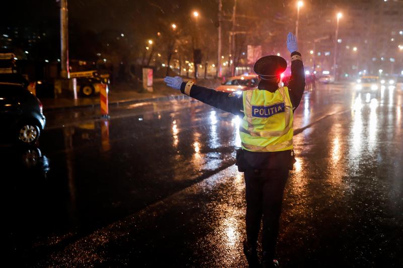night restrictions covid bucharest