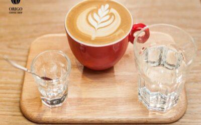 Изкуството кафе: Ориго