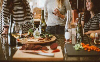 Гурме: три ресторанта до парка Херъстръу