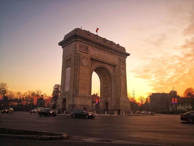 Триумфалната арка на Букурещ е отворена за публика. До кога може да бъде разгледана отвътре
