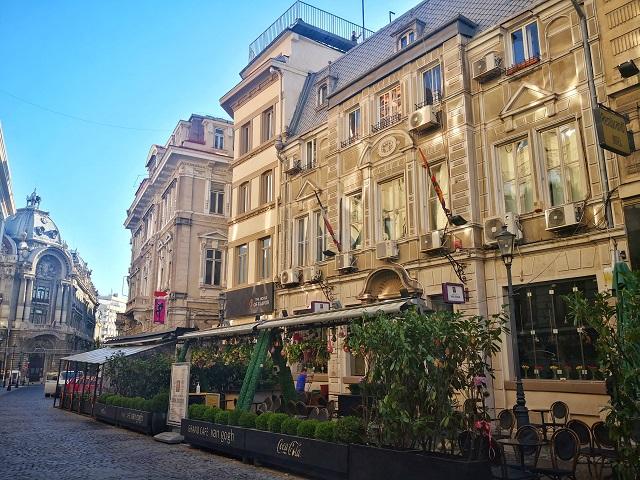 Защо да се разходите из Стария град на Букурещ – легенда и история