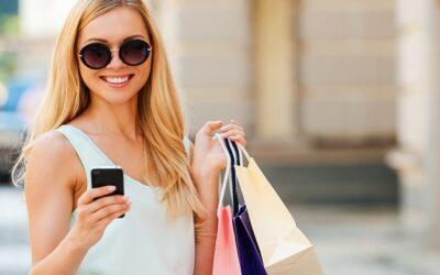 Румънците обожават да пазаруват модни продукти през мобилен телефон
