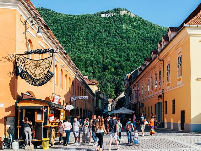 Трансилвания, Брашов