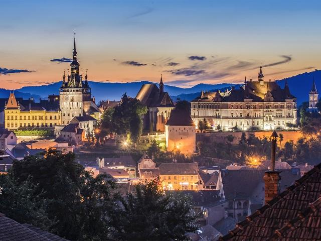 Сигишоара, Трансилвания